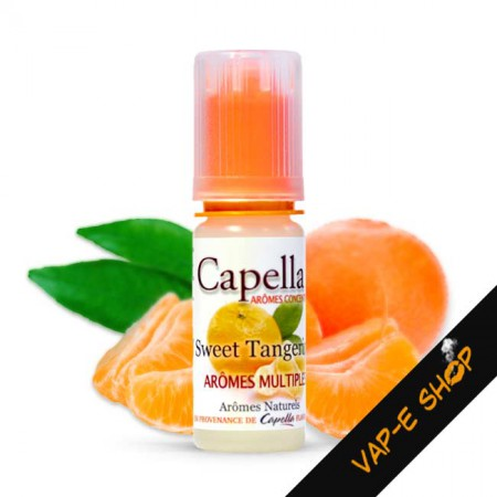 Sweet Tangerine Capella Flavors Drops