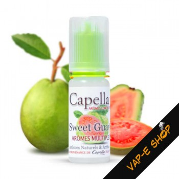 Sweet Guava Capella Flavors - Arôme Goyave