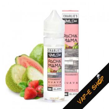 E liquide fraise, goyavea, Jackfruit 50ml - Pachamama