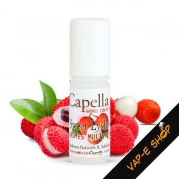 Sweet Lychee Capella Flavors Drops