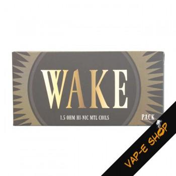 Résistance Wake Tank 1.5 Ohms - Coil HI-NIC