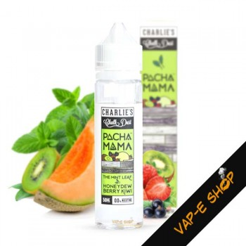 E-liquide The Mint Leaf Pachamama - Recharge 50ml