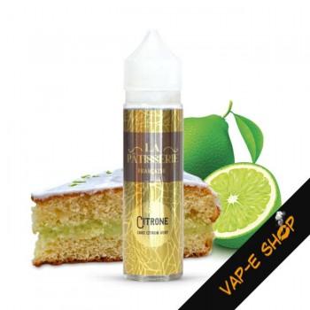 E liquide Citrone - La Patisserie Française - 50ml