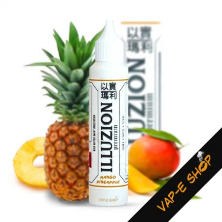 Mango Pineapple Illuzion - Recharge 50ml