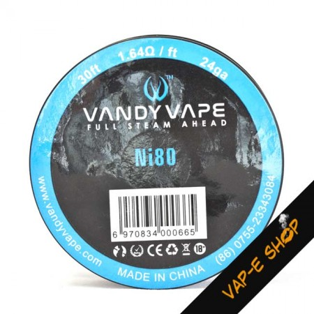 Ni80 24GA - Vandy Vape