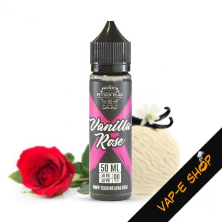 Vanilla Rose Fcukin Flava - 50ml