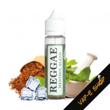 Reggae Menthol Blend, Black Note - 40ml