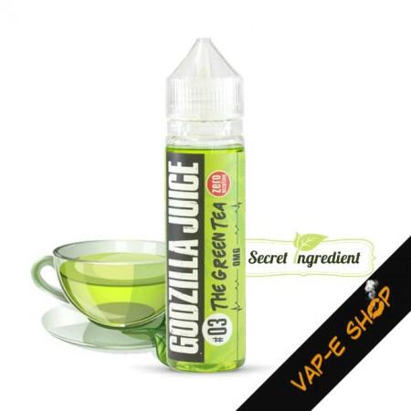 E liquide The Green Tea Godzilla Juice 60ml