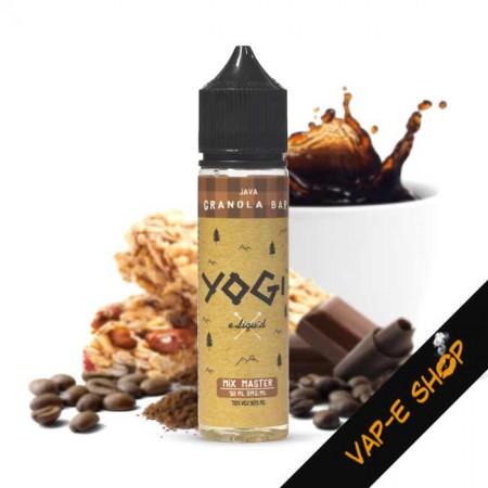 E liquide Java - Yogi E-liquid - 50ml