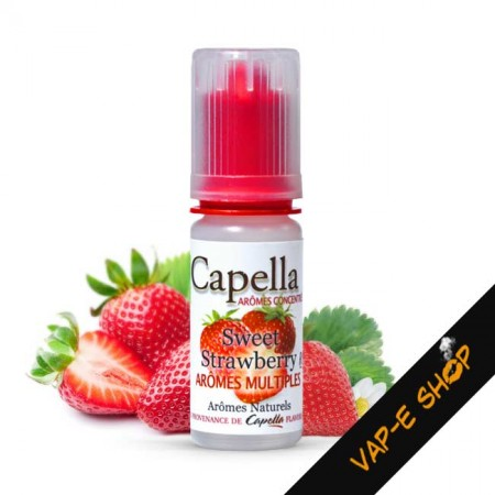 Capella Flavors Sweet Strawberry - 10ml