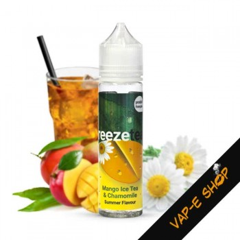 Mango Ice Tea & Chamomille Freeze Tea - 50ml