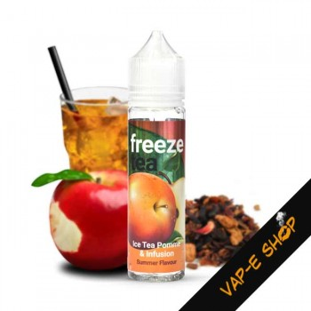Ice Tea Pomme & Infusion - Freeze Tea - 50ml