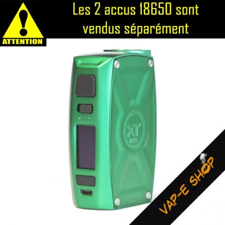 Box XT Mini 220W Teslacigs