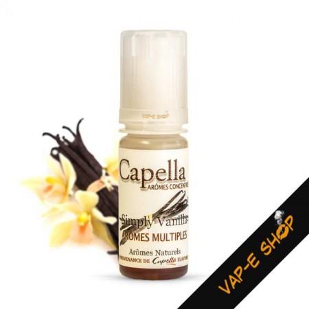 Simply Vanilla Capella Flavors Drops - 10ml