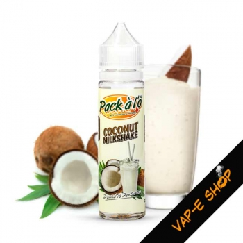 Coconut Milkshake Pack à l'Ô - 50ml
