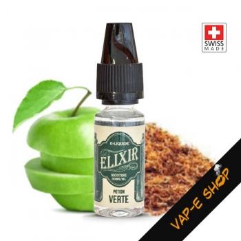Potion Verte E-liquide Elixir - 10ml