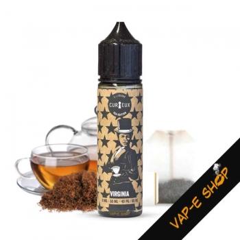 E liquide Virginia Curieux Tea Edition 50ml