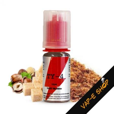 TY-4 Saveur TJuice 10ml - Arôme tabac