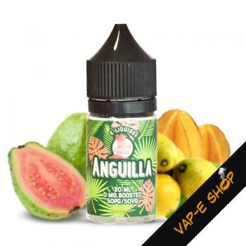 E liquide Anguilla West Indies 20ml
