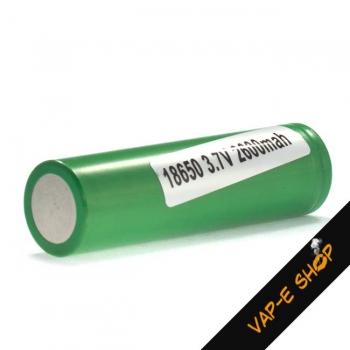 Accu 18650 VTC5A Sony - 2600mAh - 3.7V