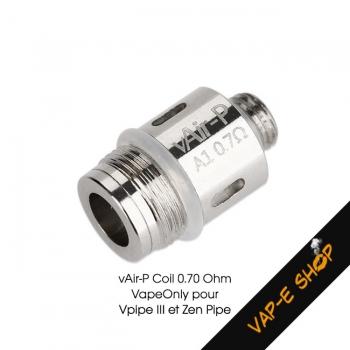 Résistance vAir-P Coil VapeOnly