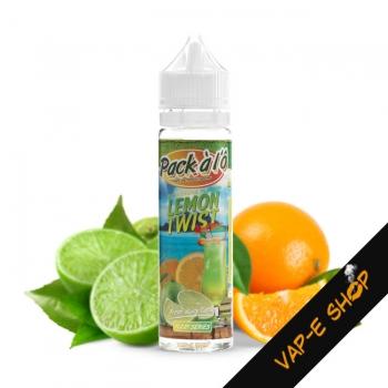 Lemon Twist 50ml Packalo