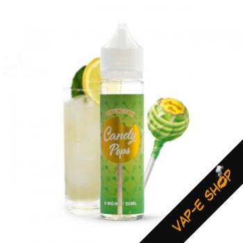 E liquide Sparkling Lemon Cany Pops - 50ml