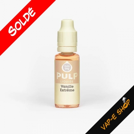 Vanille Extrême - Pulp Liquide