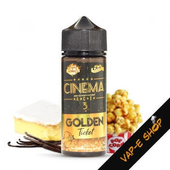 E liquide Cinema Act 3, Clouds Of Icarus - 100ml