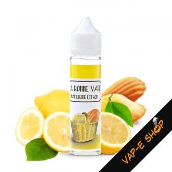 E liquide Madeleine Citron La Bonne Vape - 50ml