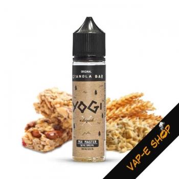 E-liquide Original par Yogi E liquid - 50ml