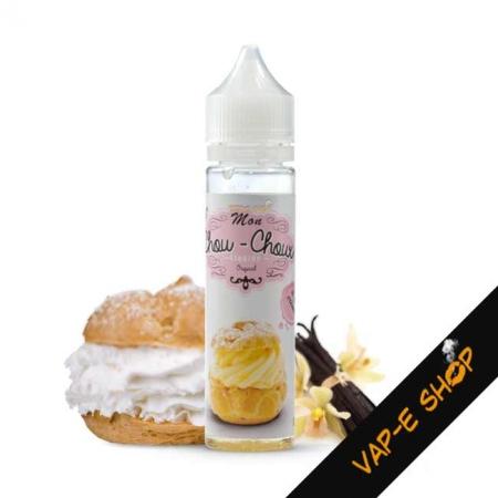E liquide Mon Chou Choux À la Crème - 50ml