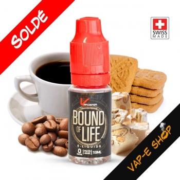 Bound of Life Vaposfer - E liquide Suisse 10ml