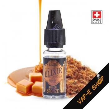 E liquide Suisse - Potion Bronze - Elixir - 10ml