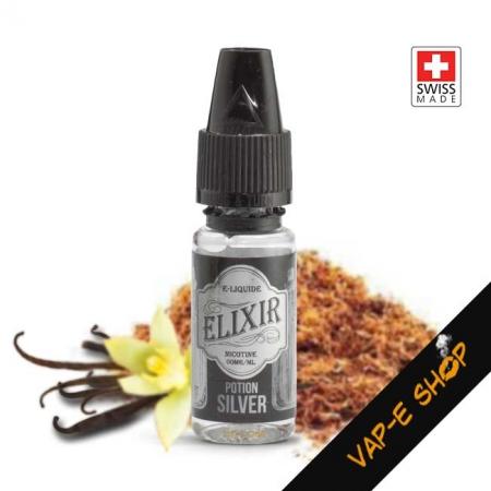 E-Liquide Suisse - Potion Silver - Elixir - 10ml