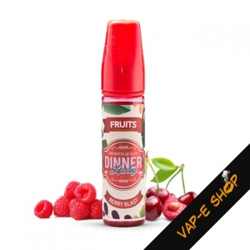 Eliquide Berry Blast Dinner Lady - 50ml