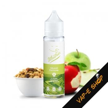 E-liquide Muesli Pomme Machin - Savourea - 50ml