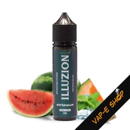Watermelon Illuzion - Recharge e-liquide 50ml