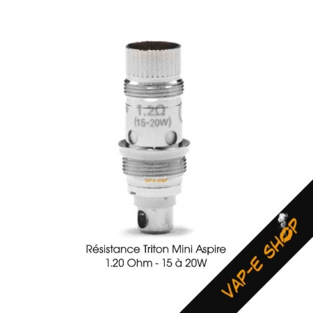 Résistance Triton Mini Aspire - 1.2 Ohms