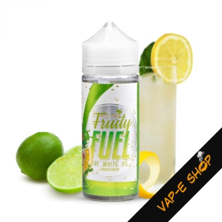 The White Oil - Fruity Fuel - Saveur Limonade Blanche - 100ml