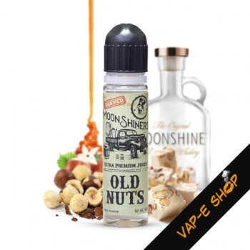 E-liquide Old Nuts MoonShiners - 50ml