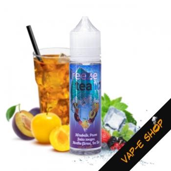 Freeze Tea Ice - Mirabelle Prune Baies Rouges Menthe Givrée - 50ml