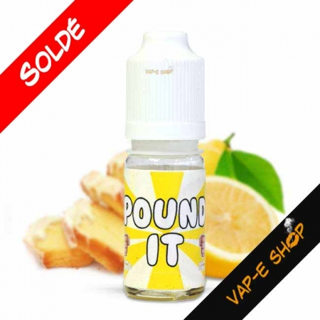 E-liquide Pound It 10ml - Food Fighter Juice