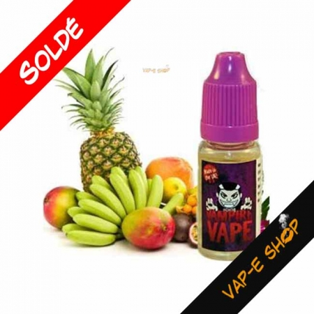 Tropical Island 10ml Vampire Vape