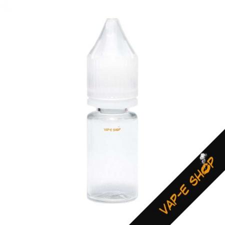 Bouteille E-liquide 10ml