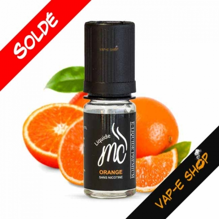E liquide Orange MC Liquide - 10ml