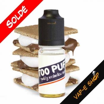 E liquide Too Puft 10ml - Food Fighter Juice