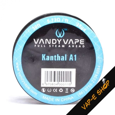 Kanthal A1 28GA Vandy Vape