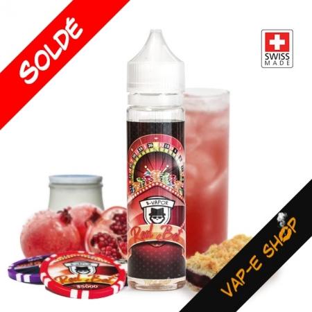 E liquide Suisse Red Bet B-Vapor - 50ml