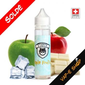 E liquide Apple Frui'ze, B-Vapor - 50ml